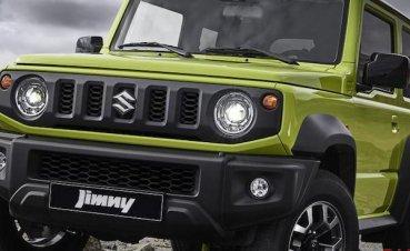 70萬以內入手Baby G?SUZUKI Jimny最快2019年6月登台