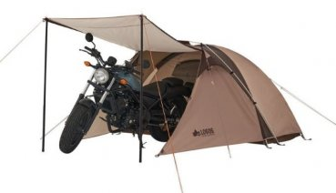 LOGOS推出多款騎士用露營器具