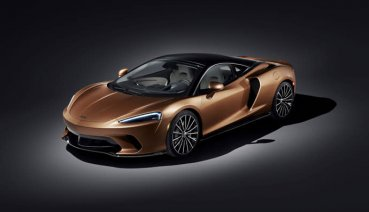 【稀有超跑】跑旅新物種 McLaren GT