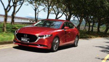 【路試報導】Mazda 3 4D Bose旗艦型