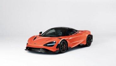 【稀有超跑】長尾品牌新秀 McLaren 765LT