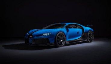 【稀有超跑】Bugatti Chiron Pur Sport