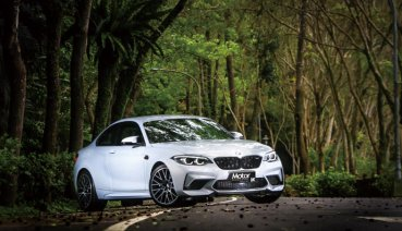 【焦點路試】BMW M2 Competition 體悟操控真諦