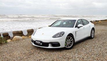 【路試報導】Porsche Panamera 4 E-Hybrid