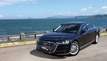 【路試報導】Audi A8 L 55 TFSI quattro Premium