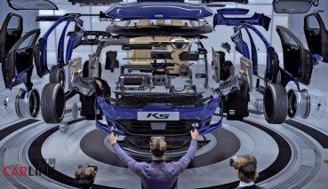 現代化造車 KIA與Hyundai 將啟用全新VR設計系統