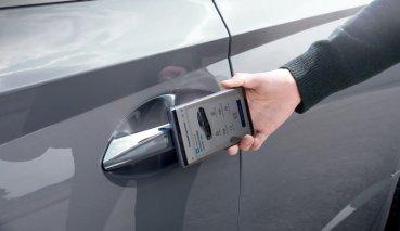 Hyundai數位鑰匙正式啟動