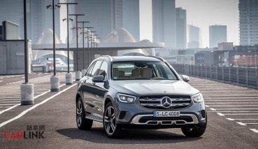 導入EQ Boost 輕型複合動力!小改款Mercedes-Benz GLC 234萬元起登台
