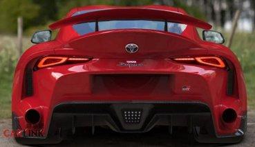 概念版「牛王」上身!Toyota GR Supra專用「FT-1 Edition」寬體套件發表