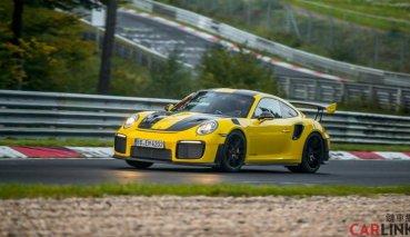 地表最速量產跑車出爐!保時捷 Porsche 911 GT2 RS 創下 6:47.3 秒「紐伯林」單圈成績擊殺所有超跑!