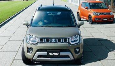 官網已下架!SUZUKI IGNIS / SWIFT正式完售,新車款導入再等等