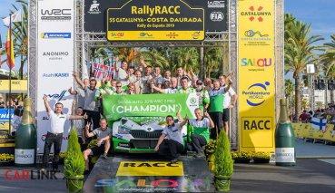 SKODA歡慶WRC賽事五連霸!推出Fabia冠軍特仕版限量上市