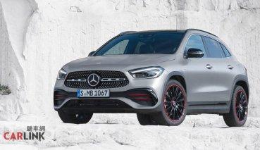 變「高」又長「胖」!Mercedes-Benz大改款GLA正式亮相