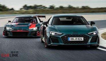 只有50輛,Audi R8 green hell全球限量登場!