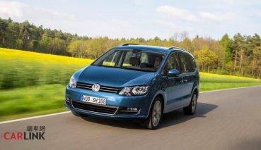2020年式Volkswagen The Sharan標配IQ.DRIVE及9具安全輔助氣囊正式抵台