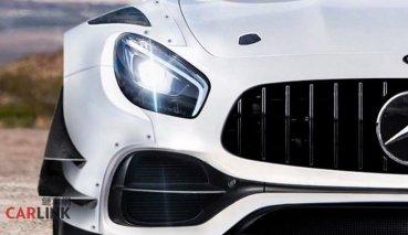 猛過原廠的「黑鳥」社外版!AMG GT外觀「最殺改」Black Series Dynamic Kit