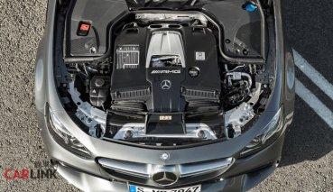 四門、五門才有!Mercedes-Benz表示:不會在E-Class雙門、敞篷車型配置V8動力