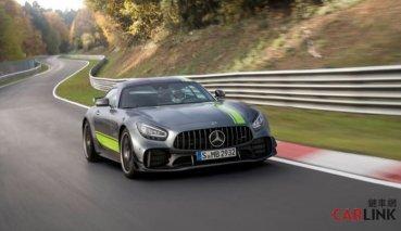 史上最「緊繃」AMG準備登場!Mercedes-AMG GT Black Serise預告明年亮相