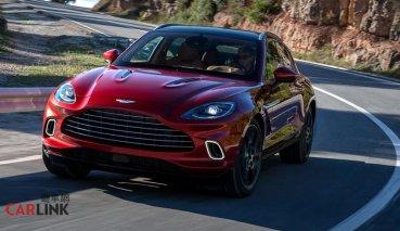 """不用990萬元就可擁有!DBX要讓Aston Martin年銷量""""翻倍"""""""