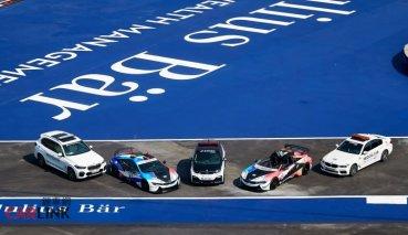 BMW i系列電動車蟬聯Formula E官方合作夥伴