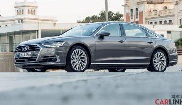 滿載頂尖技術的旗艦房車。Audi A8試駕
