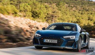 堅持V10自然進氣!2019 Audi R8/R8 Spyder發表