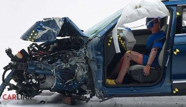 不是「耐撞」就行!VW Tiguan與Mercedes-Benz GLE奪IIHS最高安全評價