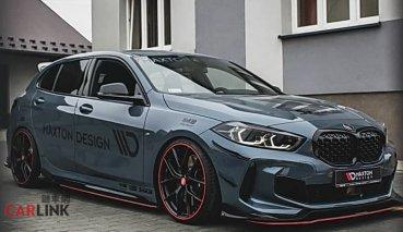 兇狠「鋼砲」更有!BMW F40 1 Series首見外觀改