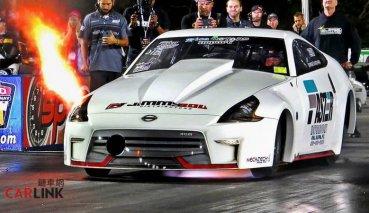 連「最速戰神」也認輸的「惡魔王」!Nissan 370Z「三秒台」全球最猛版