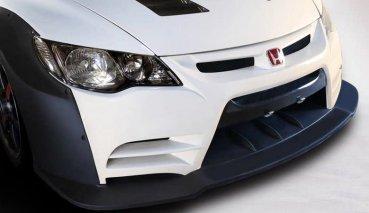 比Type R更殺!HONDA Civic FD八代喜美專用M&M Racing寬體暴龜