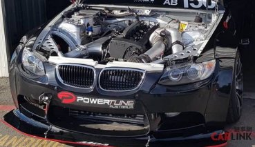 「超變態」改法!BMW E92 M3「萬轉+千匹」暴力式樣