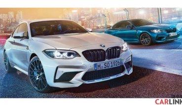 移植M3/M4血脈,馬力高達410hp的BMW M2 Competition官圖曝光!
