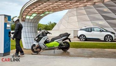 想騎BMW C evolution?到西班牙租一台啊!