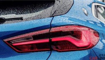 不走套路。BMW X2 sDrive20i M Sport X試駕