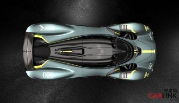 可合法上路的賽道版Valkyrie?Aston Martin再推AMR賽道性能套件!