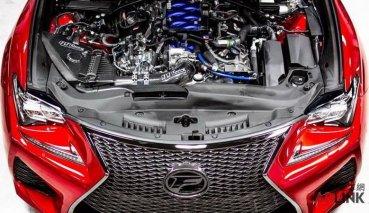 比「渦輪超跑」還猛!Lexus RC F/GS F專用「機壓Stage 3 Kit」問世by RR-Racing Motorsport