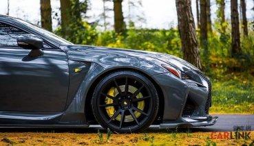 「壞壞惹人愛」!Lexus RC F外觀「暴龜化」豪改