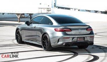 一口氣「破500ps」!Mercedes W213 E53專用Weistec動力套餐