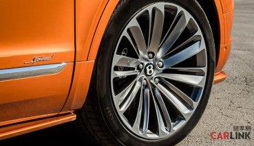 榮登「最速」量產SUV頭銜!BENTLEY Bentayga Speed極速上看「306km/h」