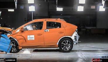 國產唯一揭露撞擊結果 94 狂!納智捷 LUXGEN U5 赴歐洲挑戰NCAP嚴苛車安測試標準