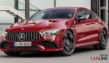 367HP直列六缸!M.Benz推出AMG GT 43 4MATIC+