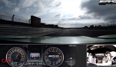 全球限量750台賓士AMG GT R Pro,麗寶賽道單圈1分49秒01