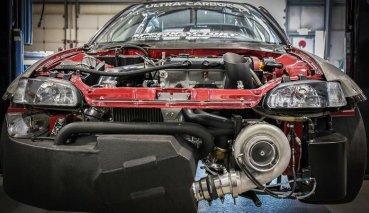 全球「零四最快」前驅車!HONDA Civic EG「無敵版」締造7.477秒前驅最速紀錄