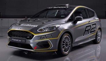 1.0L引擎有「200hp」!Ford Fiesta R2賽車版發表by M-Sport