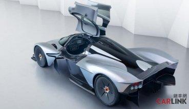 1130hp確認!市售車史上自然進氣馬力最大車款:Aston Martin Valkyrie