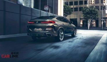 X家族最新成員!365萬元起全新BMW X6開始預售