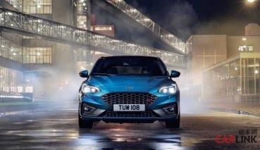 台灣預計年底導入,全新Ford Focus ST正式亮相