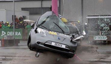 比Euro NCAP還嚴苛!DEKRA測試證明「電動車」與「燃油車」一樣安全
