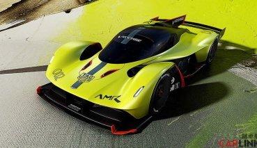 最大馬力超過1100hp?Aston Martin Valkyrie AMR Pro目指全球最強街車!