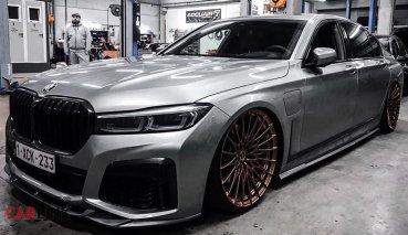 「社會行情」再加倍!BMW G1X 7 Series「高趴數」外觀改